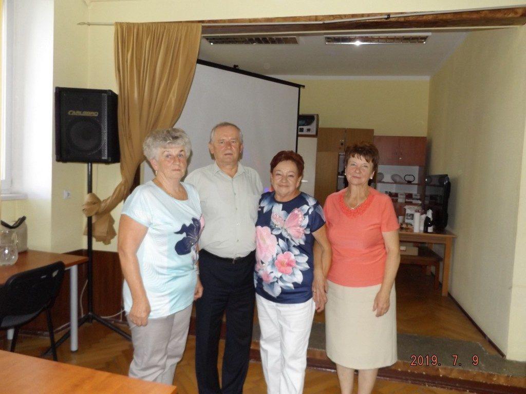 Zarząd klubu seniora